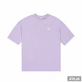 PUMA 女流行系列CLASSICS寬版短袖T恤 紫-59957916
