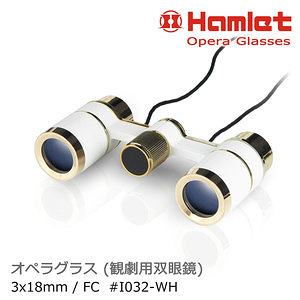 Hamlet Opera Glass 3x18mm 極簡時尚歌劇望遠鏡3x18mm / 珍
