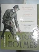【書寶二手書T1/原文小說_QXC】The New Annotated Sherlock Holmes: The Adventures of..._Doyle