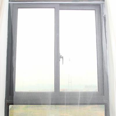 【滿499折100】WaBao DIY自黏型防蚊紗窗 =Z09055=