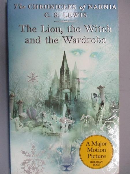 【書寶二手書T4/原文小說_MLI】The Lion, the Witch and The Wardrobe