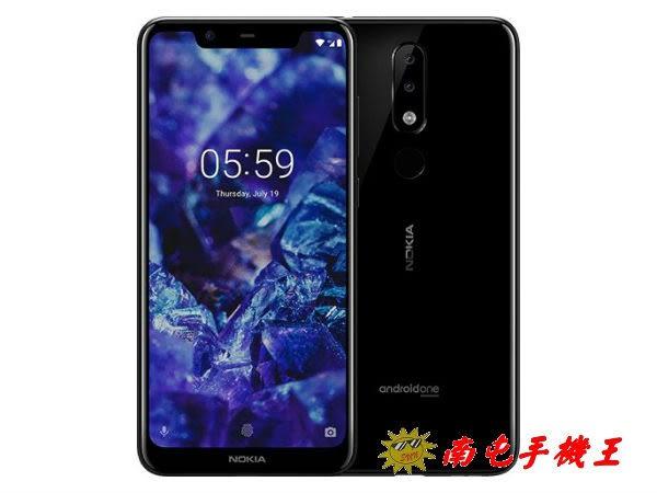 《南屯手機王》Nokia 5.1 Plus 5.8吋全螢幕玻璃機身 4G+4G雙卡雙待 【宅配免運費】