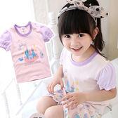 女童居家服 / 寶貝護肚服 -日本Milkiss(城堡)
