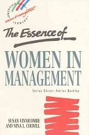 二手書博民逛書店 《The Essence of Women in Management》 R2Y ISBN:0132853701│Pearson P T R