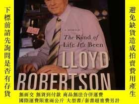 二手書博民逛書店The罕見kind of life it s beenY302880 Lloyd Robertsom harp