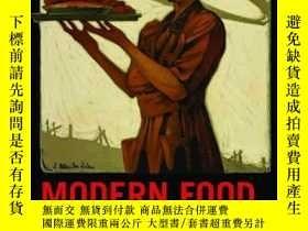 二手書博民逛書店Modern罕見Food, Moral FoodY256260 Helen Zoe Veit The Univ