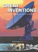 二手書博民逛書店《Time: Great Inventions: Geniuses And Gizmos, Innnovation In Our Time》 R2Y ISBN:1932273034