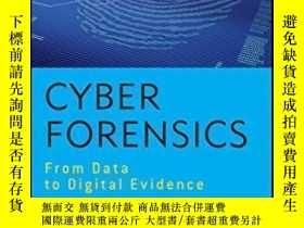 二手書博民逛書店Cyber罕見Forensics: From Data To Digital Evidence-網絡取證:從數據到