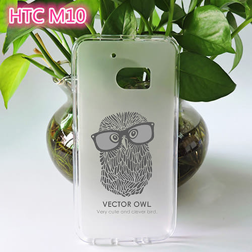 ♥ 俏魔女美人館 ♥ (指印*軟殼}HTC 10 手機殼 手機套 保護套 保護殼