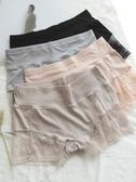 2條防走光安全褲一體二合一裸穿女不卷邊冰絲打底褲薄款免穿內褲 提拉米蘇