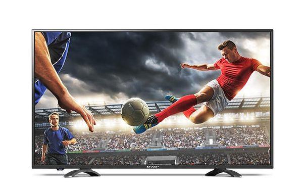 «0利率/免運費» SHARP 夏普 50吋 4K智慧連網 液晶電視 4T-C50AG1T【南霸天電器百貨】