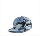 FIND 韓國品牌棒球帽 男女情侶 街頭潮流 淺藍迷彩 歐美風 嘻哈帽  街舞帽