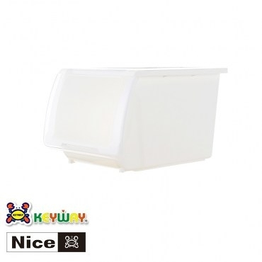 KEYWAY Nice系列 直取式整理箱 15L 38.8X25.5X23公分 HV-15