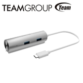 TEAM 十銓 WT03 Type-C HUB USB3.1 4Port 集線器 轉接器