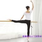 舞蹈九分褲緊身彈力黑色練功褲 成人女芭蕾舞藝考巴褲長褲舞蹈褲