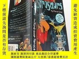 二手書博民逛書店英文.Astrosaurs:罕見the mind-swap menace:天龍:心靈交換的威脅Y200392
