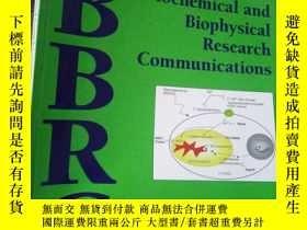 二手書博民逛書店Biochemical罕見and Biophysical Res
