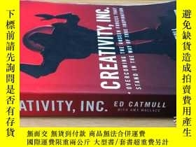 二手書博民逛書店Creativity,罕見IncY442157 Ed Catmull Random House