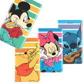 【Disney 】iPhone 6/6s 音樂人物隱磁側掀皮套