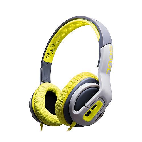 SOUL TRANSFORM 閃光綠 頂級性能 頭戴式 耳機