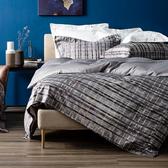 HOLA 瑞維尼純棉床被組 單人