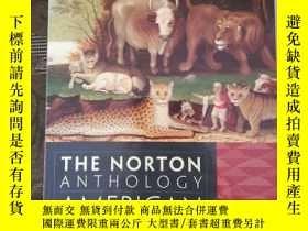 二手書博民逛書店The罕見Norton Authority Of America
