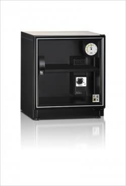 收藏家電子防潮箱 60公升 ADL-55 外尺寸(寬40高44深47cm)小空間全能效果、空間運用最方便@四保科技