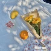 很上鏡的太陽花向日葵仿真花野餐拍照道具裝飾品旅游拍照花花 初色家居館