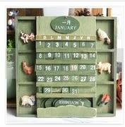 桌面積木萬年曆