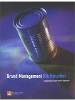 二手書博民逛書店《Brand management : a theoretical and practical approach》 R2Y ISBN:0273655051