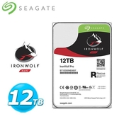 Seagate 那嘶狼【IronWolf Pro】12TB 3.5吋 NAS硬碟