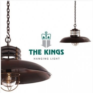 THE KINGS Revolution工業革命3.0復古工業吊燈