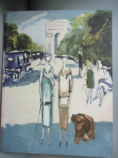 【書寶二手書T2/藝術_XEQ】品味巴黎: 看懂巴黎的西洋名畫_愛力根畫廊