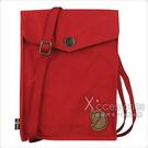 Fjallraven 瑞典北極狐 Pocket 旅行護照隨身袋 (紅)