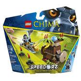 【LEGO 樂高積木】Chima 神獸傳奇系列 - 香蕉掠奪戰 LT-70136