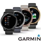 【南紡購物中心】GARMIN VENU AMOLED GPS 美型智慧錶