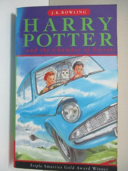 【書寶二手書T1/原文小說_IJS】Harry Potter and the Chamber of Secrets(2)
