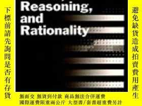 二手書博民逛書店Common罕見Sense, Reasoning, And RationalityY364682 Elio,