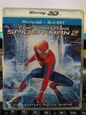 挖寶二手片-Q00-418-正版BD【蜘蛛人驚奇再起2 電光之戰 3D+2D】-藍光電影