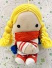 【震撼精品百貨】彼得&吉米Patty & Jimmy~三麗鷗 彼得&吉米玩偶吊飾-女#52383