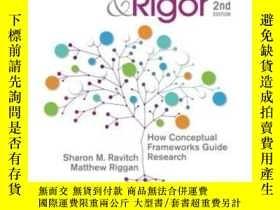 二手書博民逛書店Reason罕見& RigorY364682 Sharon M. Ravitch Sage Publicati