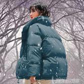 冬季外套反季羽絨棉服棉襖2018新款ins面包服女短款蓬蓬學生韓版