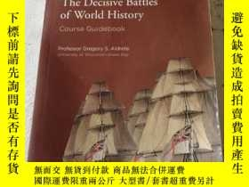 二手書博民逛書店THE罕見DECISIVE BATTLES OF WORLD HISTORYY270598