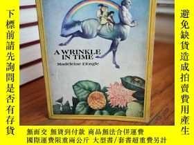二手書博民逛書店A罕見WRINKLE IN TIMEY12800 MADELEI