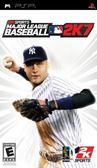 PSP Major League Baseball 2K7 職棒大聯盟 2K7(美版代購)