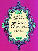 二手書博民逛書店 《Six great overtures in full score》 R2Y ISBN:0486247899│Courier Corporation