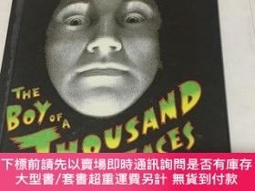 二手書博民逛書店The罕見Boy of a Thousand Faces 千面男孩 精裝Y343790 Selznick, B