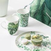 骨瓷杯-簡約水杯創意陶瓷馬克杯牛奶咖啡杯大容量喝水杯子家用早餐杯【年貨好貨節免運費】