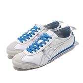 Onitsuka Tiger 休閒鞋 Mexico 66 白 藍 銀 男鞋 女鞋 復古 運動鞋【ACS】 1183A788101