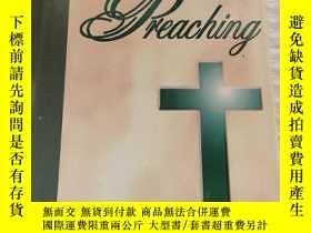 二手書博民逛書店英文原版書-----《The罕見Poetry of Preaching:傳道詩》!(2000年,16開精裝本)